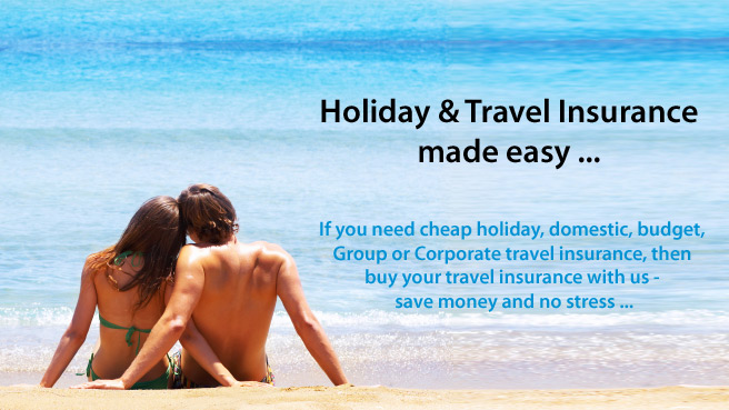 Holiday and Travel Insurance